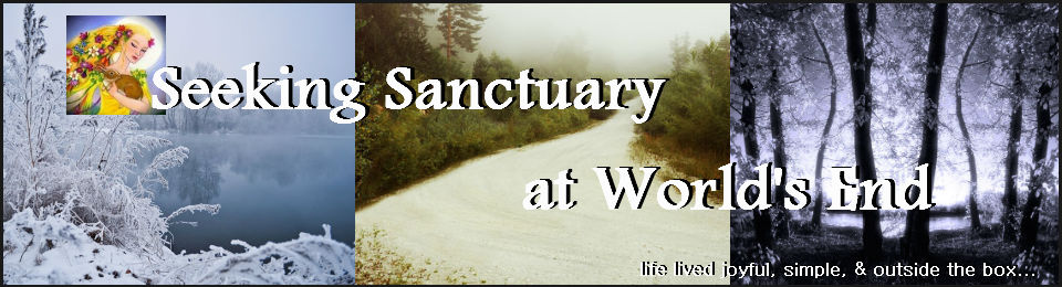 Seeking Sanctuary At World's End