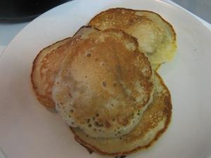 Pancake Mix Experiments